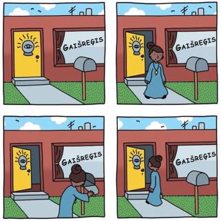 Gaišreģis