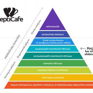 Pierādījumu kvalitātes piramīda